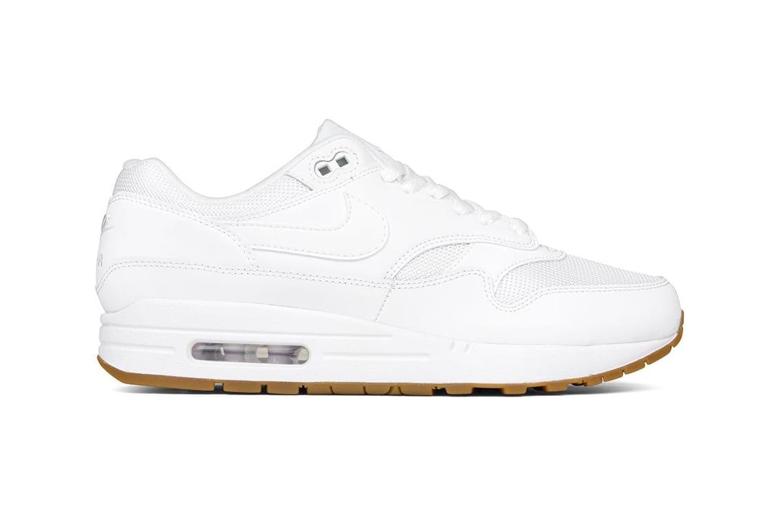 Nike Releases Air Max 1 in White Gum | HYPEBAE