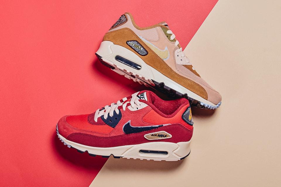 check out 6ac97 5edb6 Nike Drops Air Max 90 Premium Se