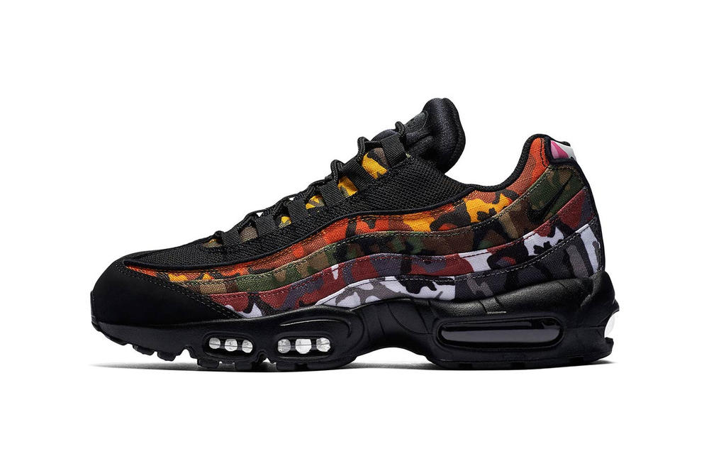 Nike Air Max 95 ERDL Party Multi Color Camo