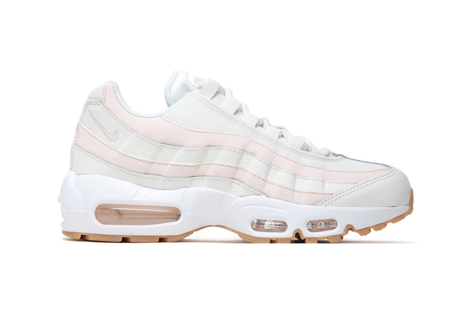 new concept 5f599 3474e Where to Buy Nike Air Max 95 Pink  White Stripe  HYPEBAE