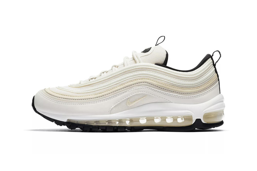 separation shoes 91093 4dc46 Nike Drops the Air Max 97 in Off-White