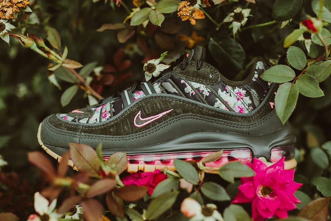 Nike's Air Max 98 in \