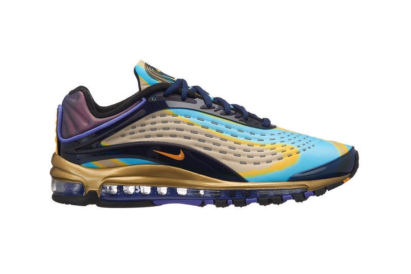 2018 Colorways of Nike's Air Max Deluxe