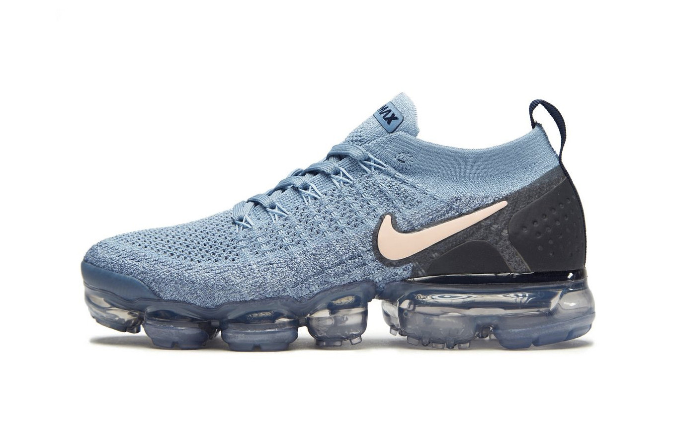 Air VaporMax Flyknit 2.0 in Baby Blue