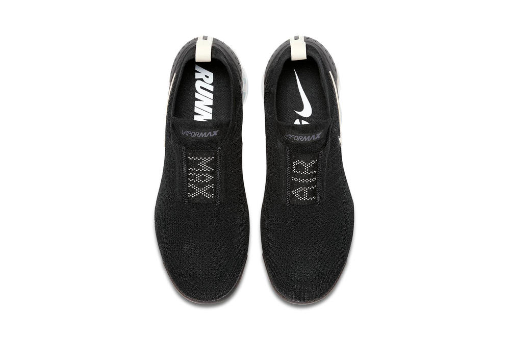 nike air vapormax moc 2 black light cream thunder grey flyknit
