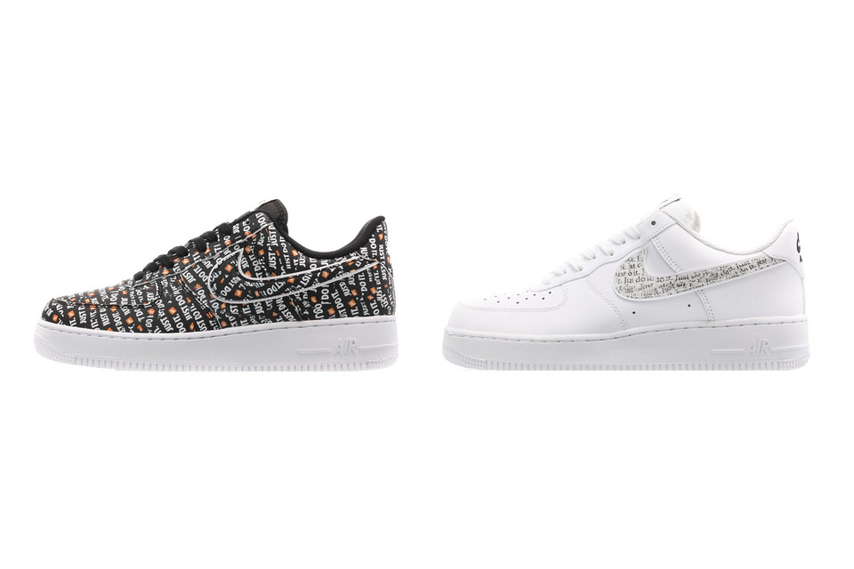 d1af5c12cd810 Nike Releases New Just Do It Pack Sneakers