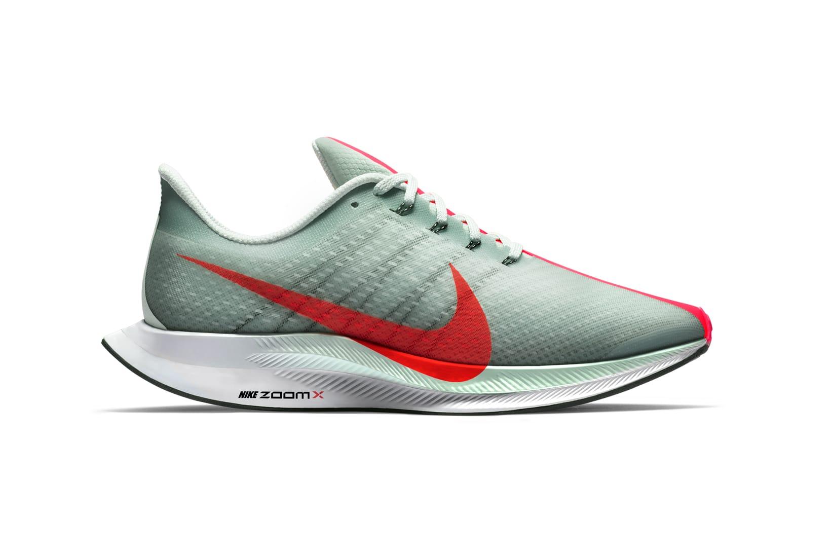 Nike Unveils Zoom Pegasus Turbo Running