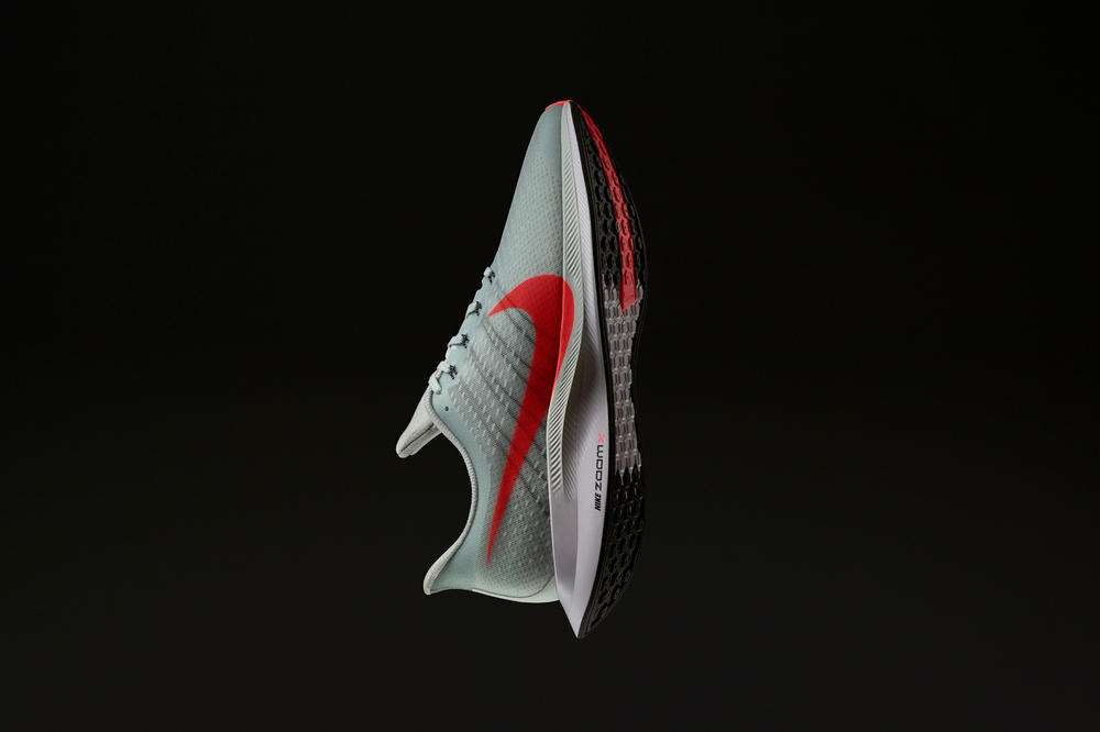 Nike Zoom Pegasus Turbo Hot Punch Grey Hero