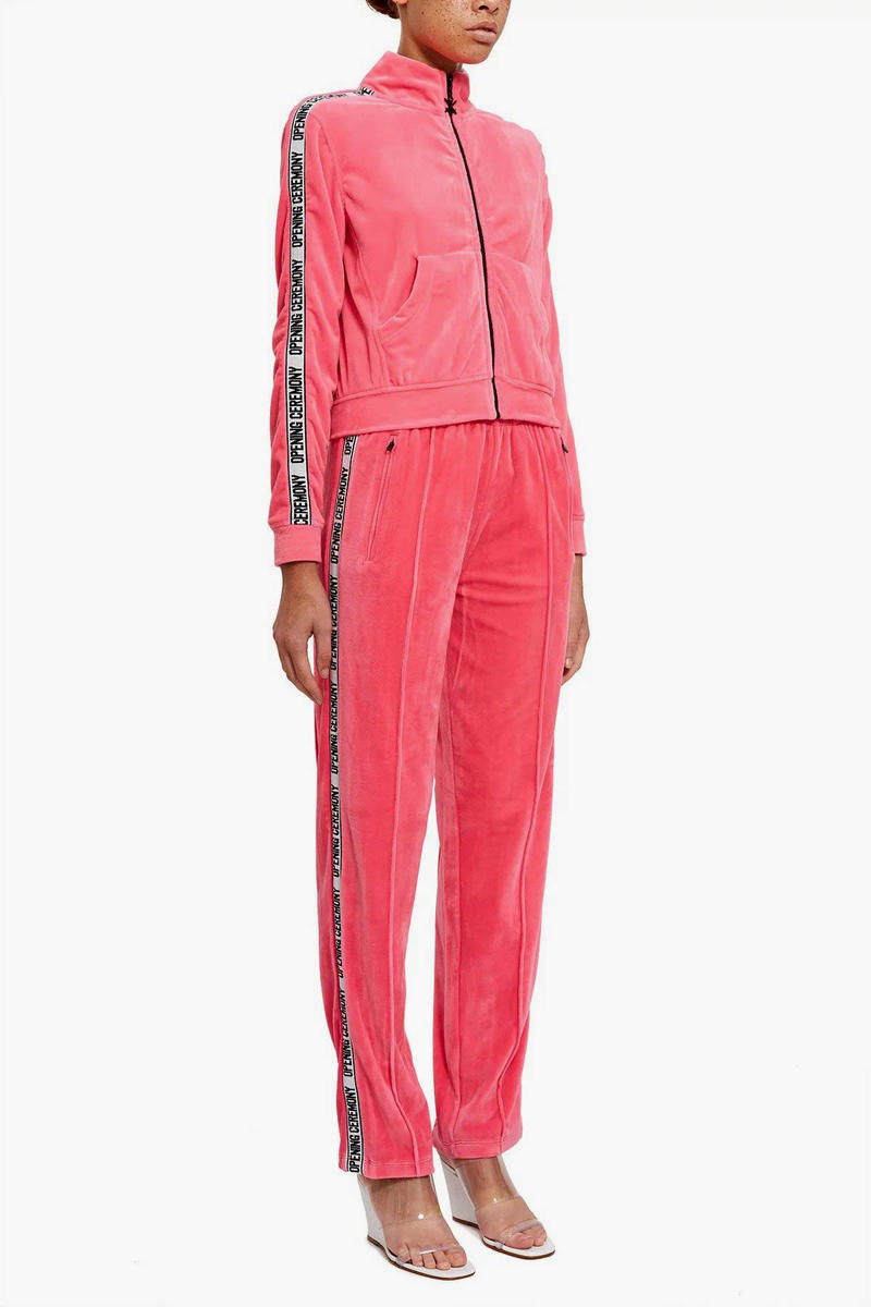 Opening Ceremony TORCH Pink Tracksuit
