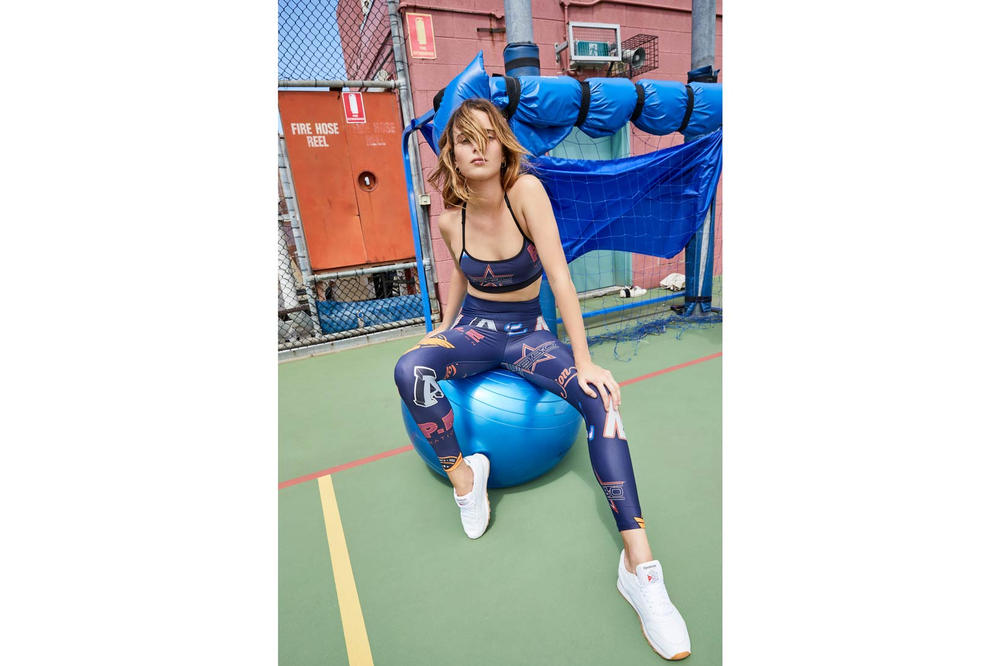 P.E Nation SWEAT IT OUT Lookbook