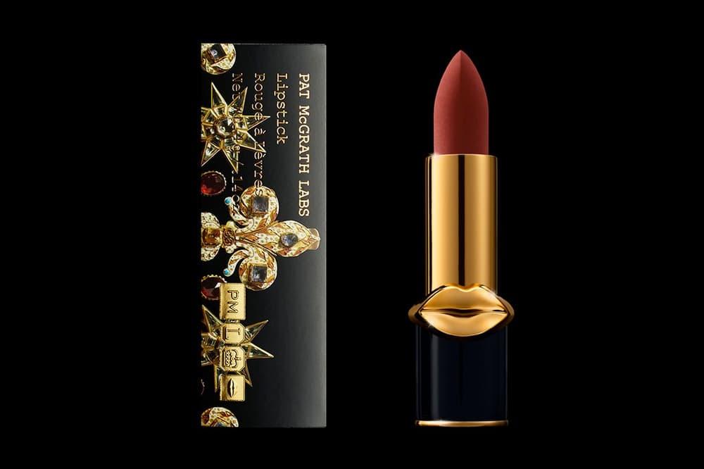 pat mcgrath labs new mattetrance lipstick shades makeup beauty