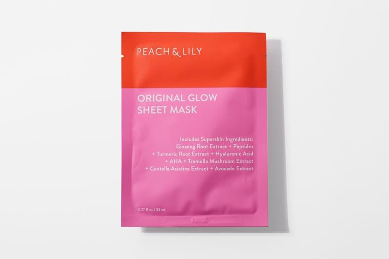 Peach & Lily Original Glow Sheet Mask