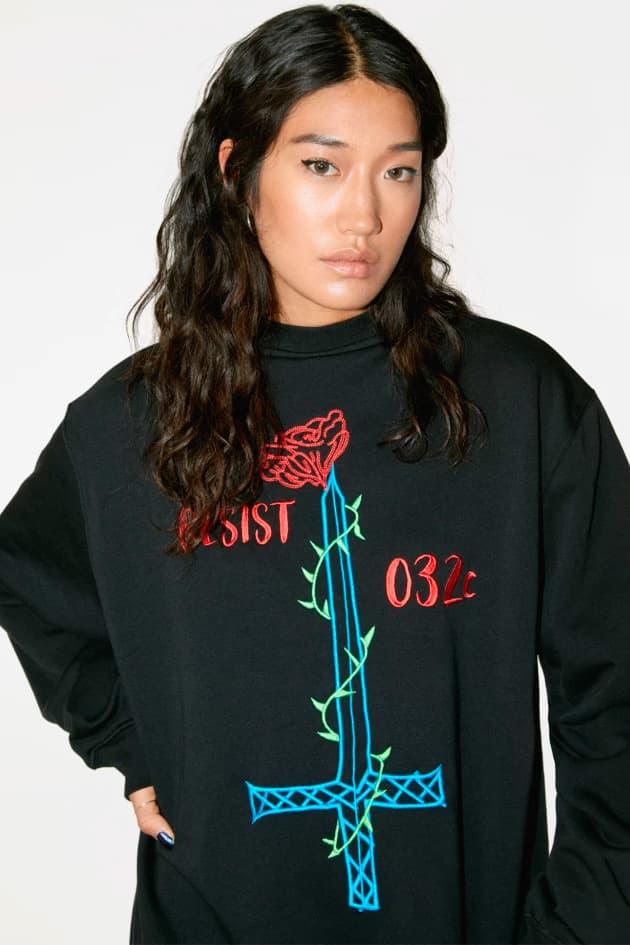 peggy gou 032c designer maria koch interview ssense resist collection