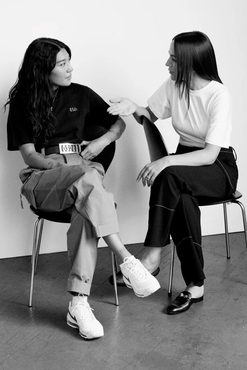 peggy gou 032c designer maria koch interview ssense resist collection