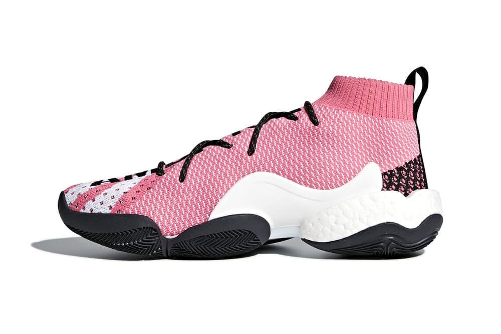 Pharrell adidas Originals Crazy BYW Ambition Pink