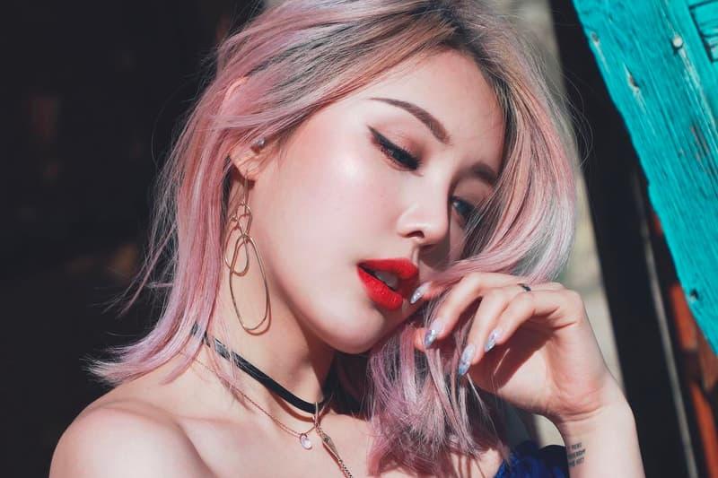 Pony Effect Korean Beauty K-Beauty Memebox Makeup Artist Pink Hair