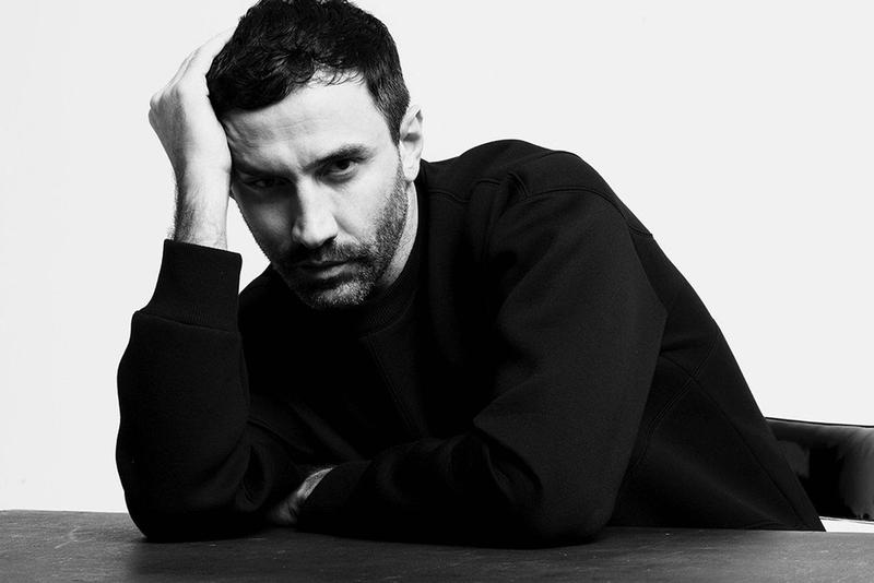 Riccardo Tisci Burberry Streetwear Strategy Model Approach Pre-Collection