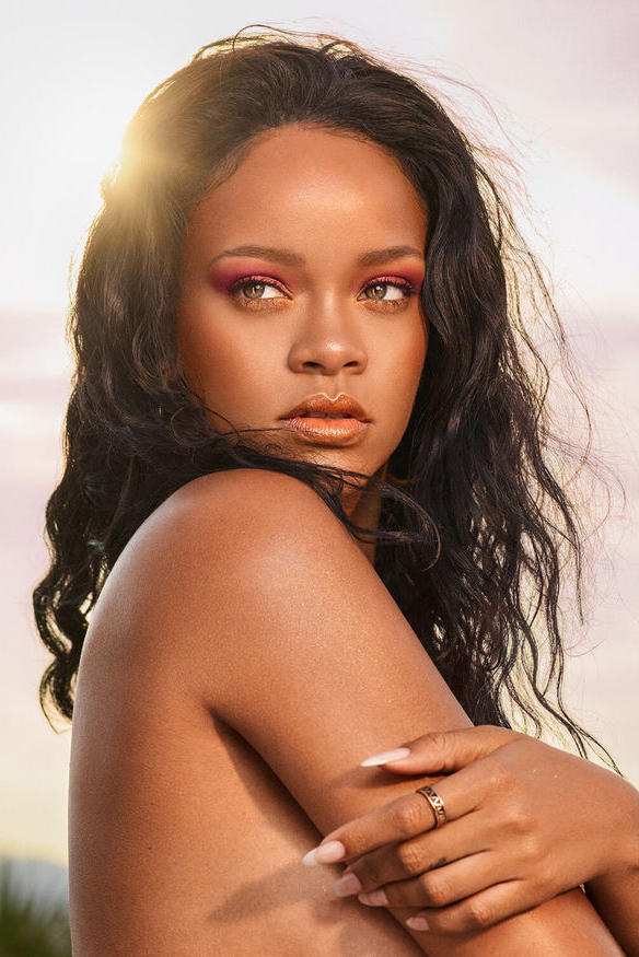 Rihanna Announces Fenty Beauty UK Pop-Up Shops Makeup Cosmetics London Glasgow Nottingham Belfast