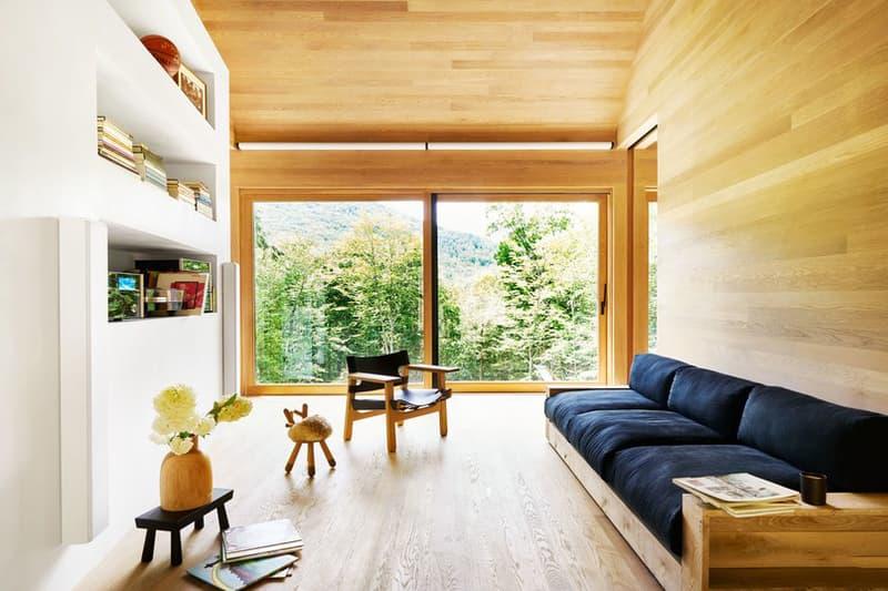 Sarah Andelman colette Founder Catskills New York Home