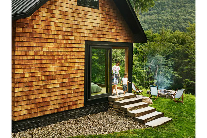 Sarah Andelman colette Founder Catskills New York Home
