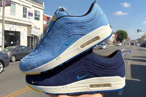 304b010def Sean Wotherspoon Teases Air Max 1/97 Follow Up Designs