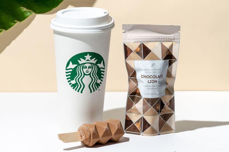 Starbucks Dream Pops Ice Cream