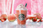 Picture of Starbucks' Latest Summer Frappuccino Is Just Peachy Keen