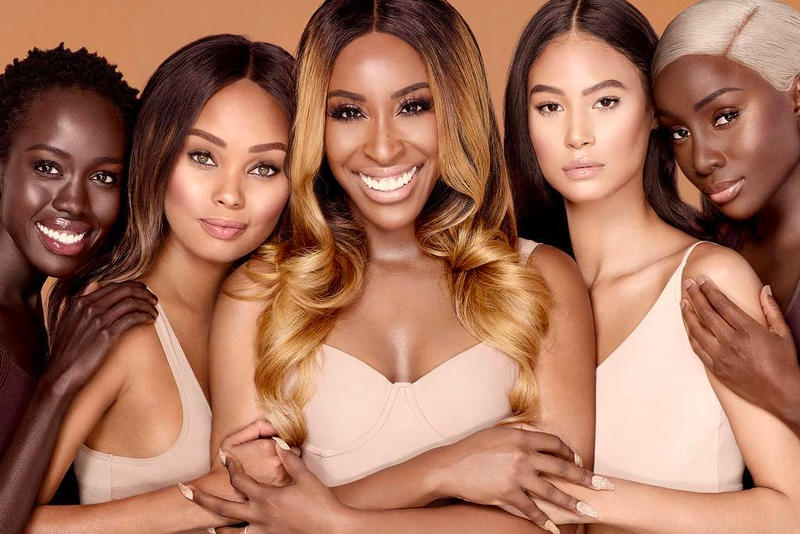 Too Faced Jackie Aina Born This Way Foundation Diversity Inclusive Models New Shades Makeup Beauty