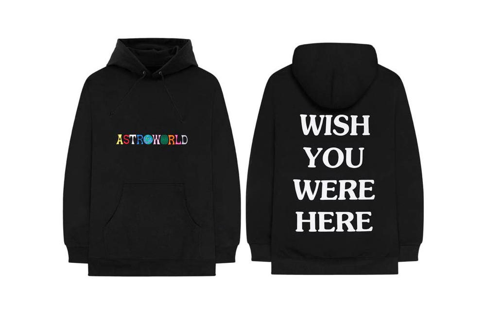 fb0af8b77bbb Travis Scott's 'Astroworld' Merch Release Date | HYPEBAE
