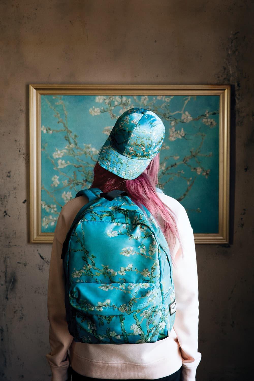 Vans the van gogh museum art history sk8-hi authentic sunflowers almond blossom self portrait