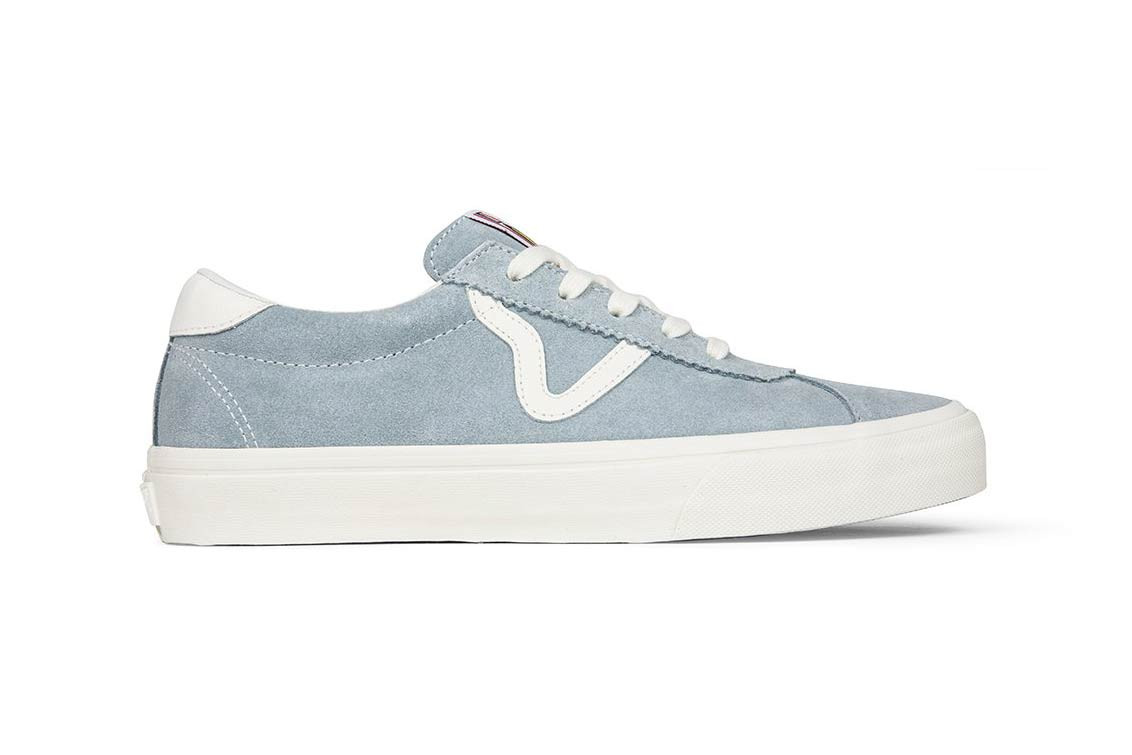 Vans Vault's Epoch Sport LX in Blue and