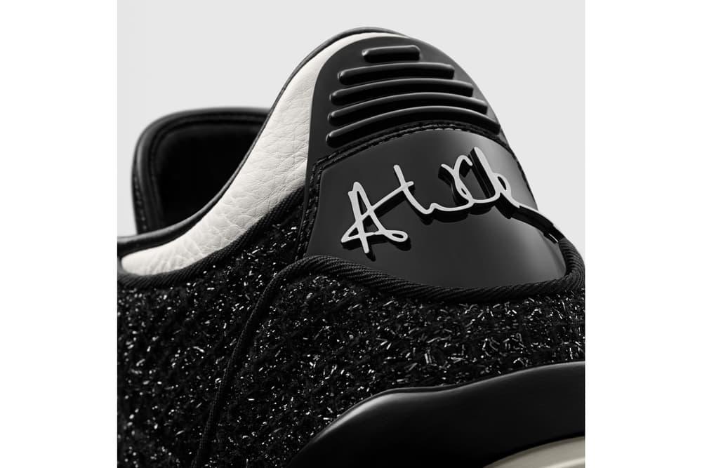 Vogue Anna Wintour Nike Air Jordan 3 AWOK Black