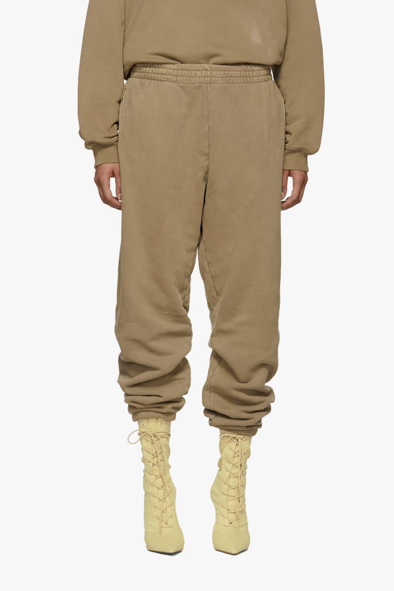 Where to Buy Yeezy Season 6 Sweatpants Kim Kardashian Kanye West