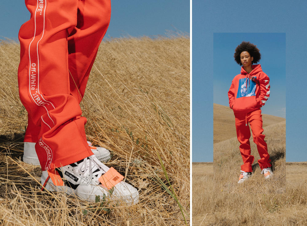 Off-White™ Fall/Winter 2018 Editorial by Stashed