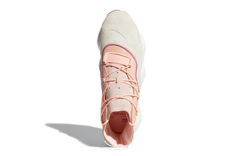 adidas Crazy BYW Nude Pink