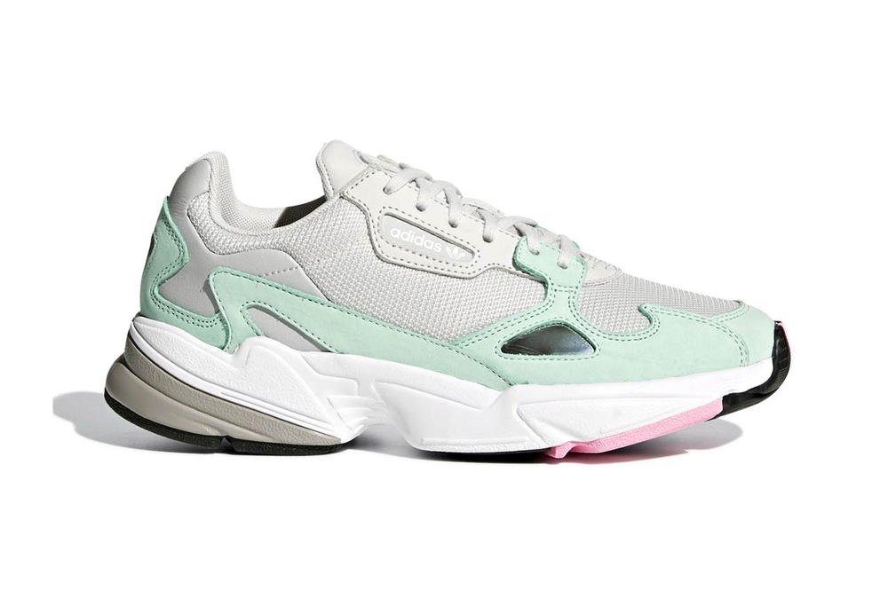 adidas Originals Falcon Watermelon Pink Green