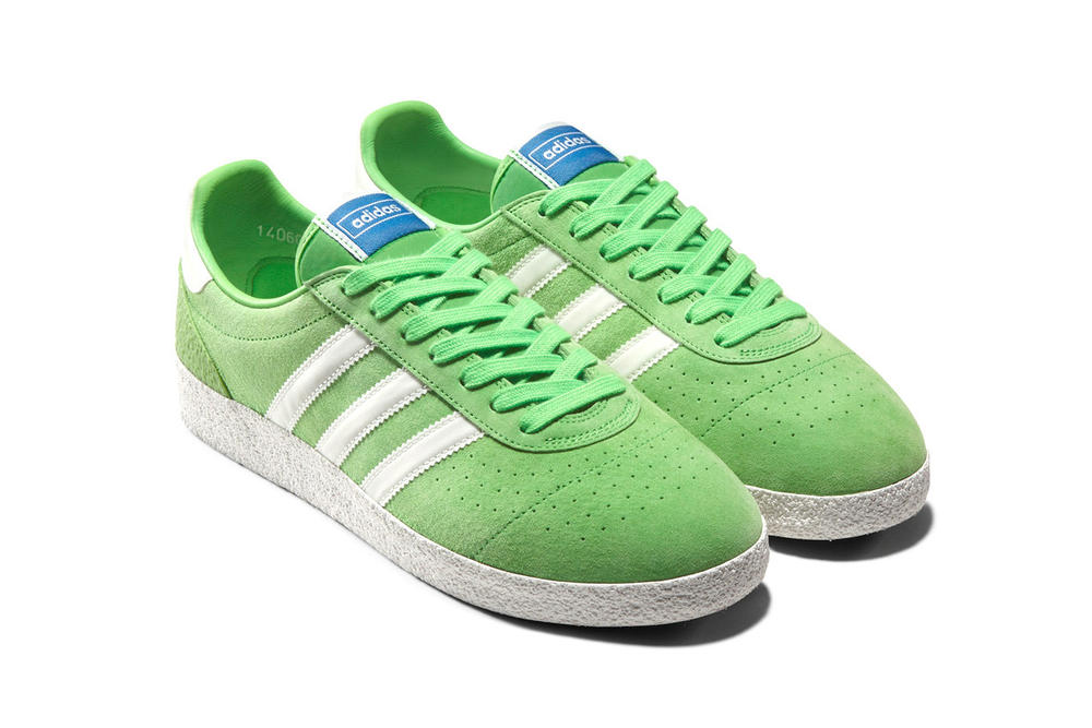 adidas Originals SPEZIAL Fall/Winter 2018 Collection Munchen Super Lime Green