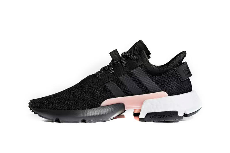 adidas Originals POD-S3.1 Core Black Clear Orange