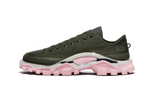 ca2735e8ce6ec Here s Your First Look at Raf Simons s New adidas Detroit Runners