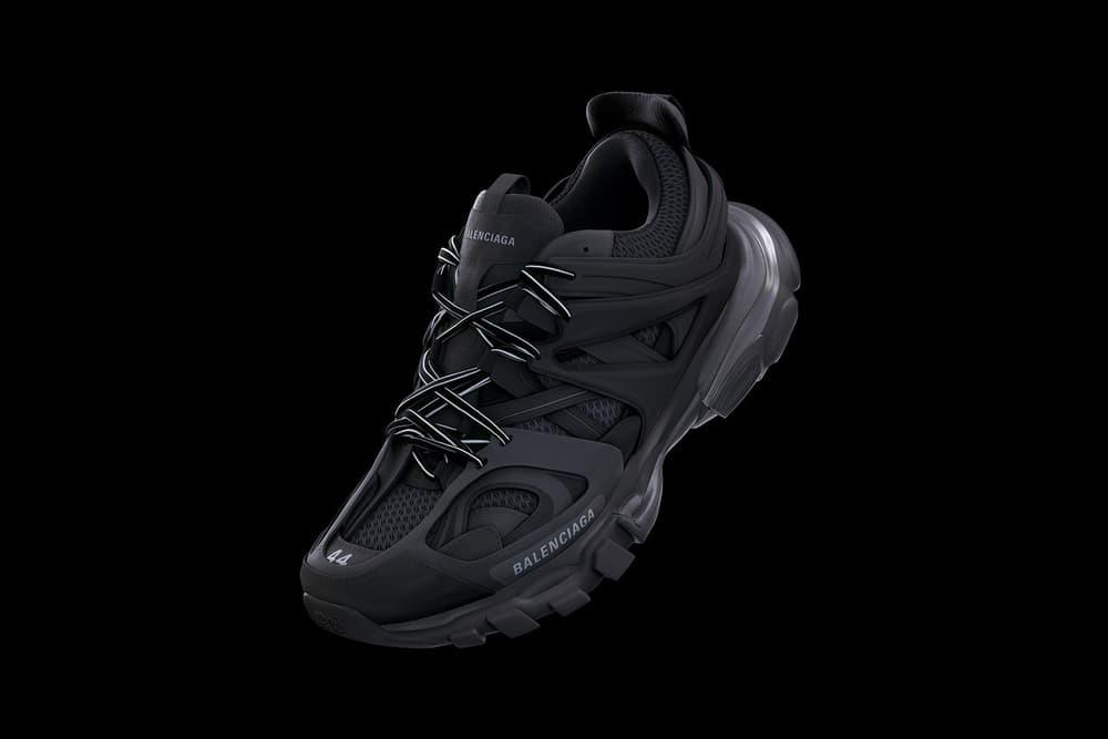 Balenciaga Track Sneaker Black