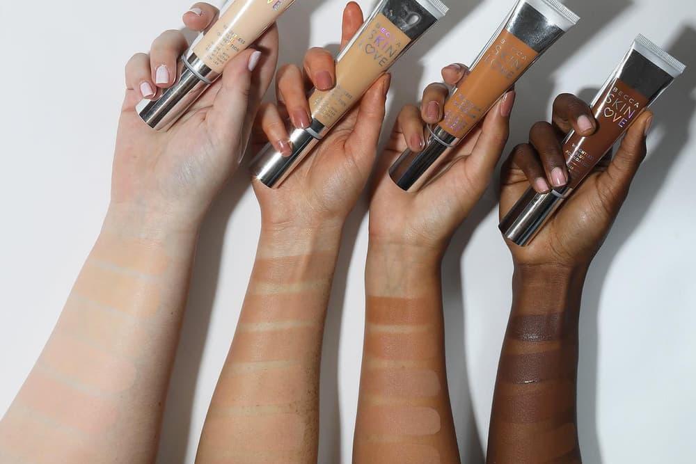 becca cosmetics response skin love campaign photoshop controversy