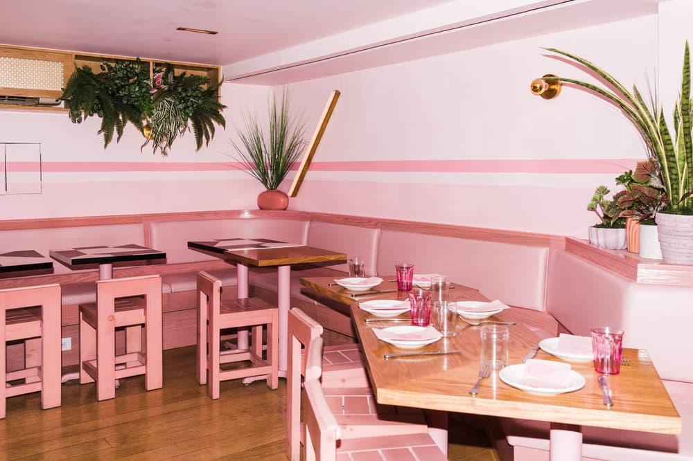 Pietro Nolita Dining Room