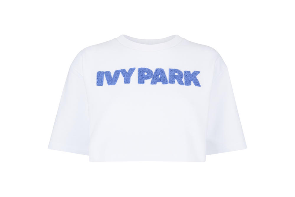 Beyonce Ivy Park Pre-Fall Collection Activewear Fashion Lookbook Workout Gear Leggings Sweatshirts Print