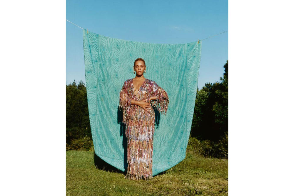 Beyonce Vogue September 2018 Cover Tyler Mitchell