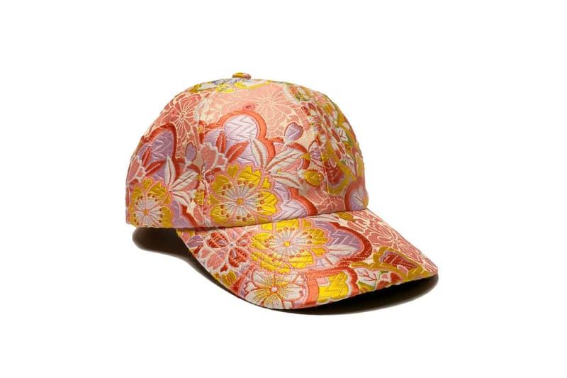 Bianca Chandon Vintage Embroidered Hat