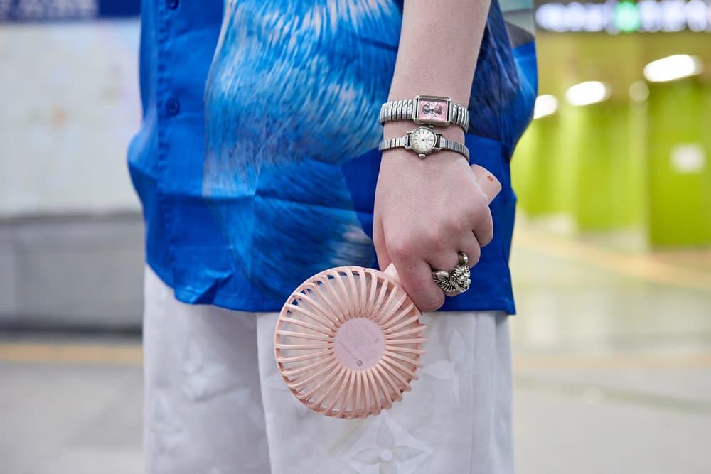 Billie Eilish Seoul Tour Style Music Interview Fashion Streetsnaps Street Style