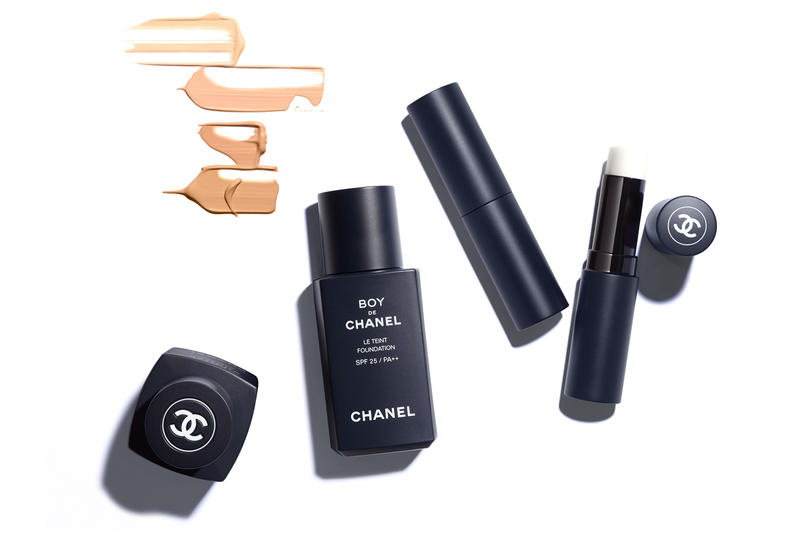 Boy de Chanel Men Makeup Line Beauty Tinted Fluid Lip Balm