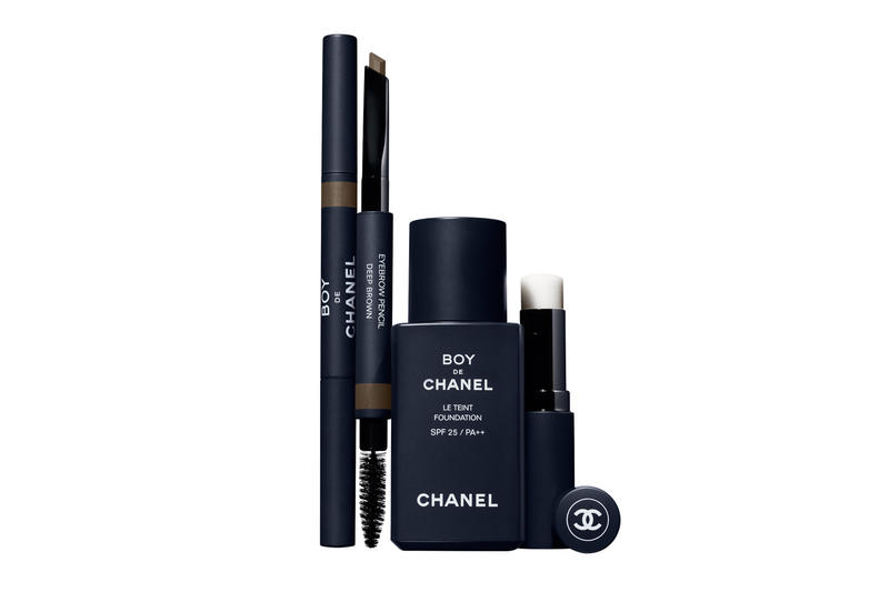 Boy de Chanel Men Makeup Line Beauty Eyebrow Pencil Tinted Fluid Lip Balm