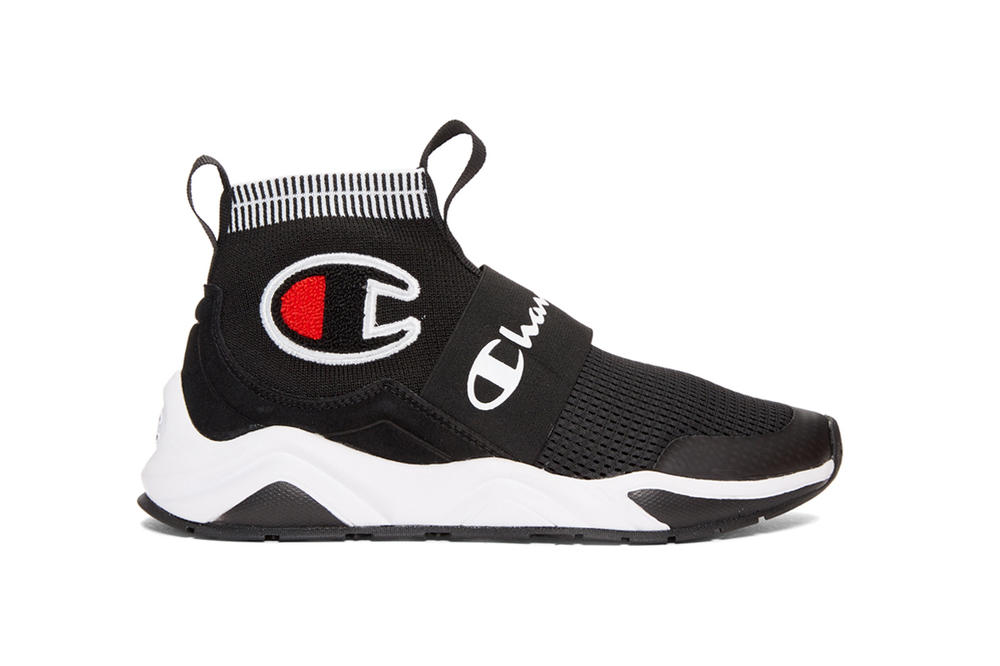 champion fall winter 2018 fw18 sock runner chunky sneaker rally pro high top 93eighteen big c
