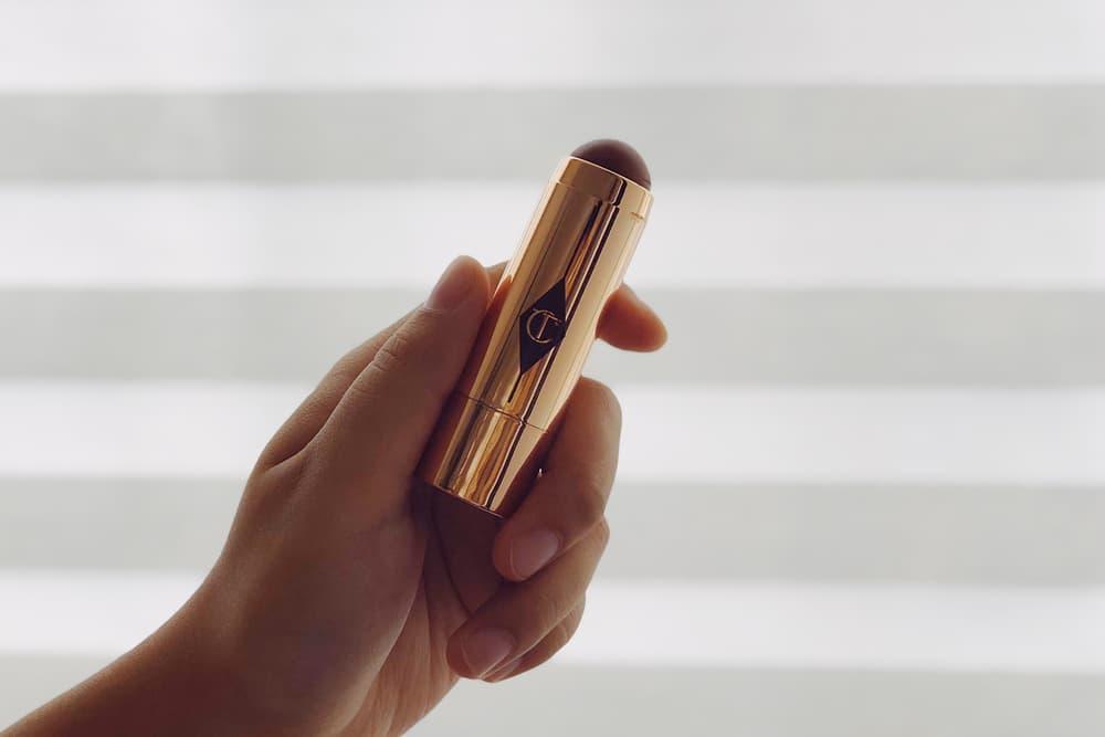 charlotte tilbury beach stick contour highlighter review